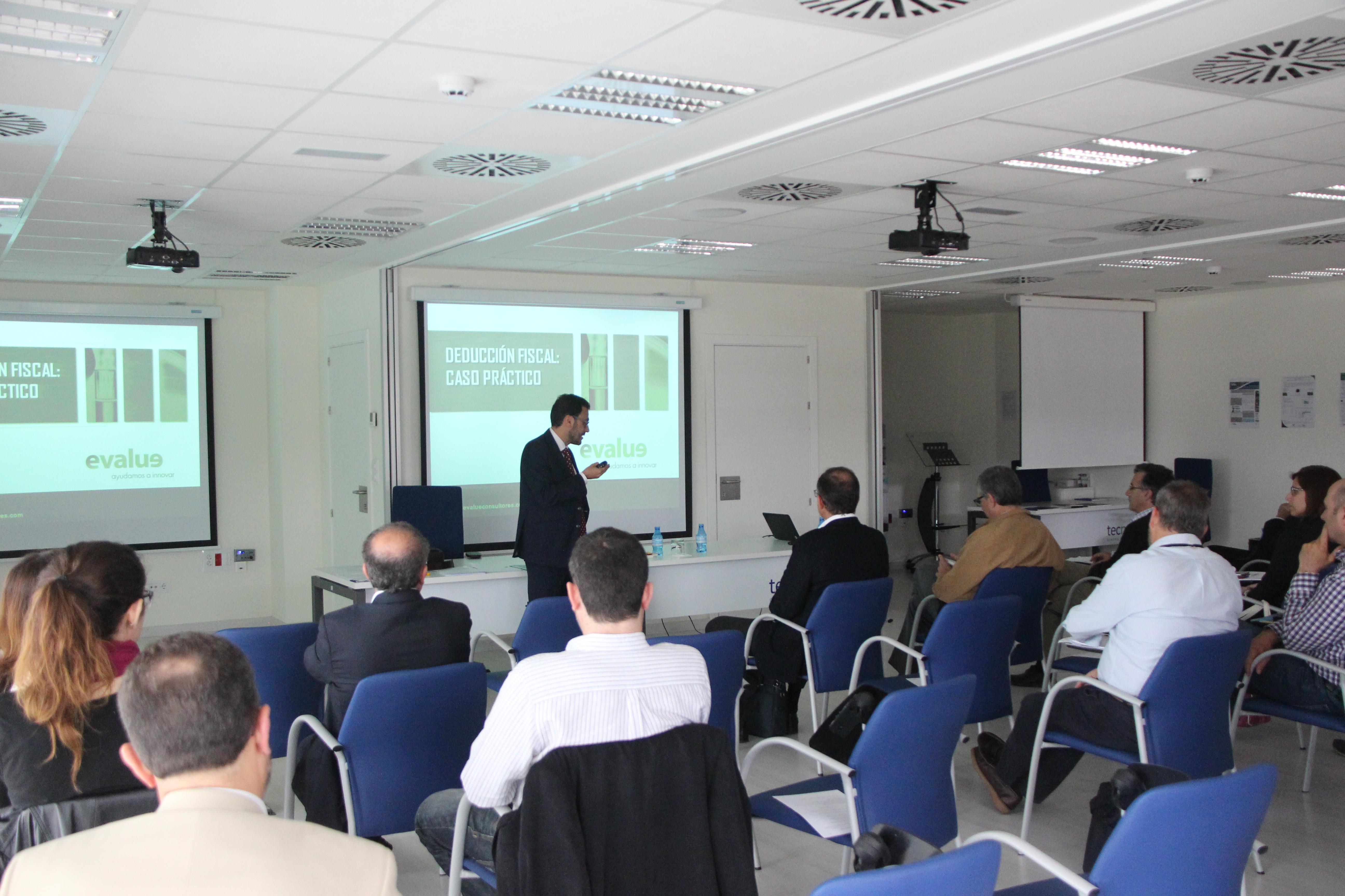 Jornadas Almería incentivos a la innovación