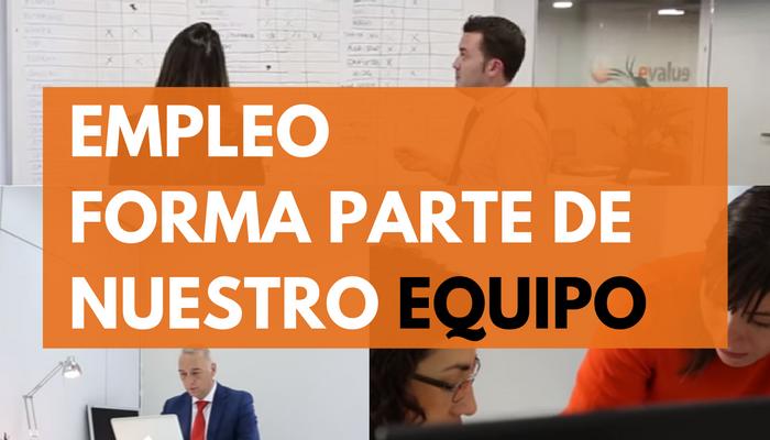 empleo en evalue innovaci n evalue consultores ForTrabajo De Interna En Barcelona